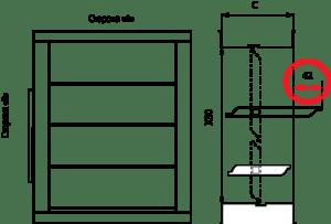 Воздушные клапаны прямоугольные АВК