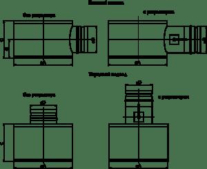 Закручивающие 3ДПЗ М, 3ДКЗ М
