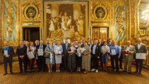 Представители Ассоциации «АВОК СЕВЕРО-ЗАПАД» награждены ко дню строителя